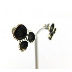 C A L L I O P E -silver earrings