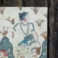 Minoan-fresco