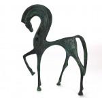 Bronze horse 148