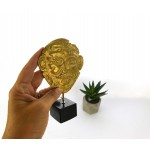Mask of Agamemnon on a base