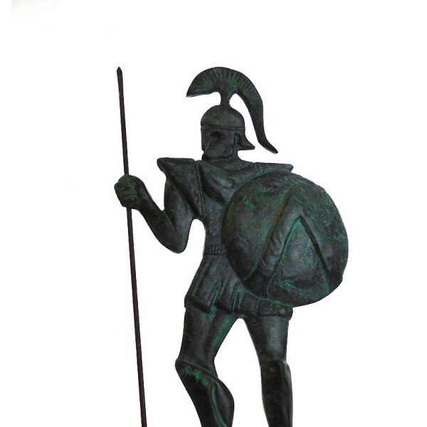 Spartan hoplite