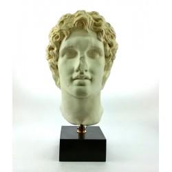 Alexander the Great, Acropolis