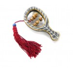 Sistrum with red tassel
