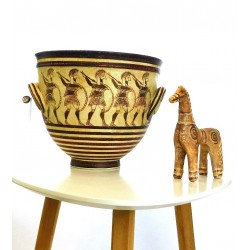 House of the Warrior Krater