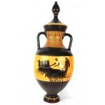 No 918 Panathenaic amphora