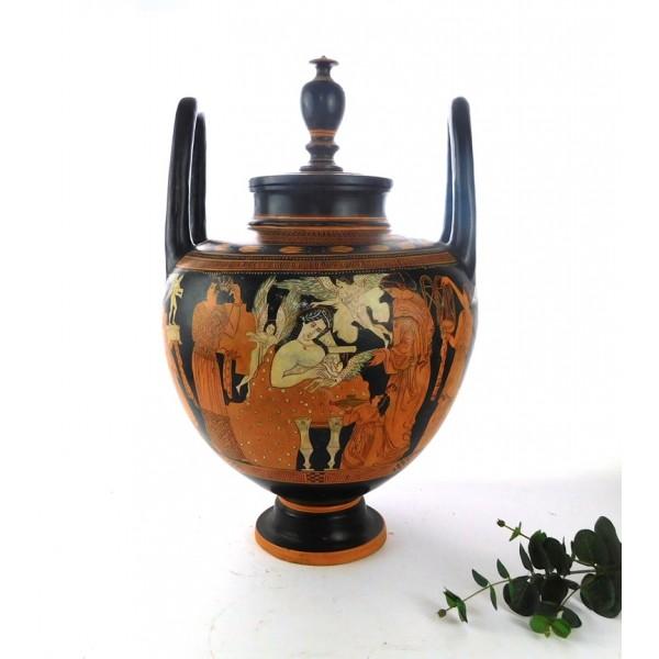 Lebes Gamikos Marriage Wedding Nuptial Vase