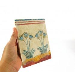 "Minoan Sea Daffodils ""Lilies"" Fresco"